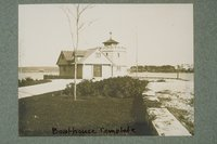 Boathouse, Complete, Branford House