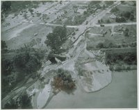 Flood Damage (aerial View)