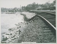 Flood Of August 1955, Naugatuck
