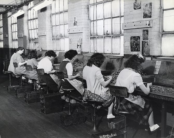 New Britain Machine Company Records