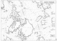 Casco Passage from Deer Island Thoroughfare to Bass Harbor Bar, Maine