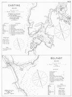 Castine, Maine and Belfast, Maine