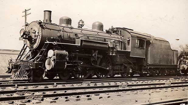 New York, New Haven & Hartford Railroad Company Records