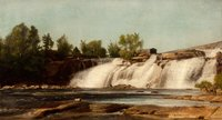 Study of Canaan Falls
