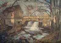 Bradbury's Mill Dam