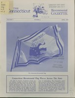 Connecticut bicentennial gazette, v.05, no.04 (1976 Apr.)