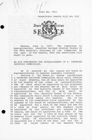 1971 SB-0852. An act concerning the establishment of a defender services commission