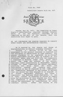 1971 SB-0857. An act concerning one hearing examiner to conduct human rights and opportunities hearings