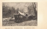 Willimantic Postcard 2013.1.150