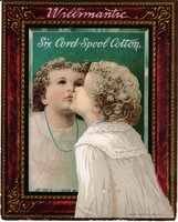 Willimantic Linen Company Trade Card (2013.1.10 a)