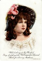 Willimantic Linen Company Trade Card (2013.1.12 a)