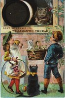 Willimantic Linen Company Trade Card (2013.1.13 a)