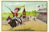Willimantic Linen Company Trade Card (2013.1.16 a)