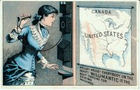 Willimantic Linen Company Trade Card (2013.1.22 a)