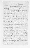 Jonathan Trumbull, Jr. correspondence with Congressmen, 1780-1801