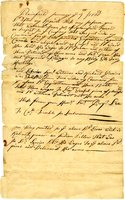 French and Indian War Collection: Transfer of Wages, 1750-1751 (Box 1 Folder 20)