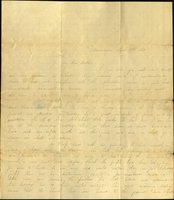 Letter from Charlotte to Samuel Cowles, 1835 April 15.