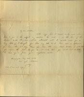 Letter from Charlotte to Samuel Cowles, 1835 July 21.