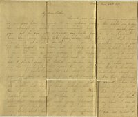 Letter from Charlotte to Samuel Cowles, 1837 June 26.
