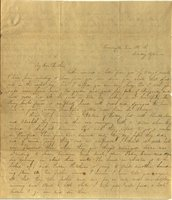 Letter from Charlotte to Samuel Cowles, 1838 June 18.