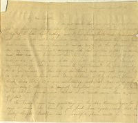 Letter from Charlotte to Samuel Cowles, 1838 May 31.