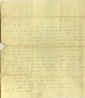 Letter from Charlotte to Samuel Cowles, 1839 February 14.