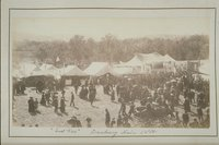 Small tents, Danbury Fair