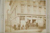 Adams Express Company, Hartford, Asylum Street