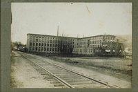 American Pin Company, exterior, Waterville (Waterbury)