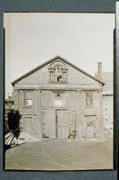 Abraham Bradley barn, State Street, New Haven
