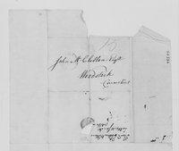 Williams Family Papers: Correspondence among Elisha Williams, Thomas Dwight, and John McClellan, 1816-1817