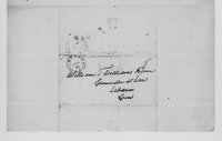 Williams Family Papers:  Correspondence among William T. Williams, Elizur Goodrich, George Goddard and others, 1826-1829