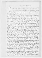 Oliver Wolcott, Sr. Papers: Letters from Oliver Wolcott; transcriptions of Oliver Wolcott's letters; ..., 1776