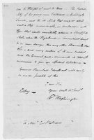Oliver Wolcott, Sr. Papers: Letters from Oliver Wolcott to his wife, Laura, and children, 1777