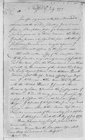 Oliver Wolcott, Sr. Papers: Letters primarily to Oliver Wolcott, July 18 - 20, 1779