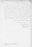 Oliver Wolcott, Sr. Papers: Letters and copies of letters to and from Oliver Wolcott, July 21 - 23, 1779
