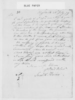 Oliver Wolcott, Sr. Papers: Letters primarily to Oliver Wolcott July 26 - 28, 1779