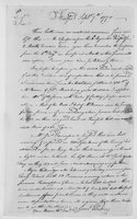 Oliver Wolcott, Sr. Papers: Letters to Oliver Wolcott; results of nomination for Council, September - December, 1779