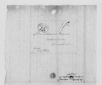 Williams Family Papers: Correspondence among John, Thomas, and Hannah Williams, January-June 1835