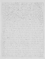 Williams Family Papers: Correspondence among Mary, Sophia, Thomas, and Elizabeth Williams, 1842