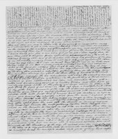 Williams Family Papers: Correspondence among Mary, Sophia, and Elizabeth Williams, October 1843