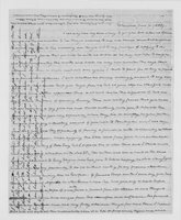 Williams Family Papers: Correspondence among Mary, Elizabeth, Sophia, and Hannah Williams, June-September 1844