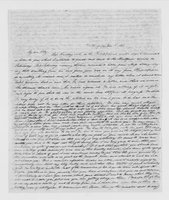 Williams Family Papers: Correspondence among Mary, Elizabeth, and Sophia Williams, December 1844