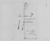 Williams Family Papers:  Correspondence, mostly between Elizabeth and Mary Williams, 1848-1850