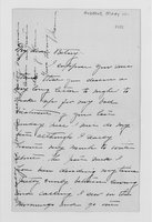 Williams Family Papers: Correspondence among Mary Williams, Elizabeth Williams, and Elizabeth Parkhill Andrews, 1811-1903