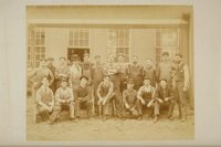 Tobacco workers, Griffin Tobacco Co