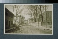 Arch Street from the corner of Prospect Street, Hartford