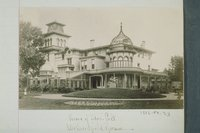 Armsmear, the home of Mrs. Colt, Wethersfield Avenue, Hartford