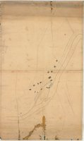 Map of Willimantic, Conn. surveyed and drawn by William Lester, Jr., May 1835