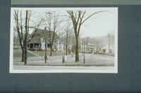 Ansonia town line, corner of Main Street and Elm Street